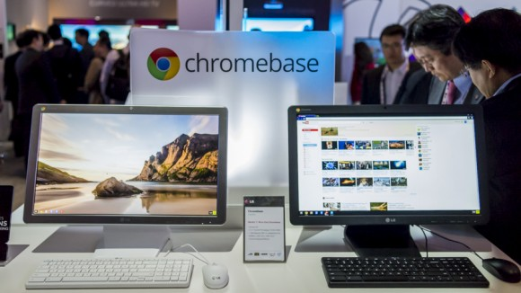 Don't Look Now, but Google Wants to Replace Your Desktop PC