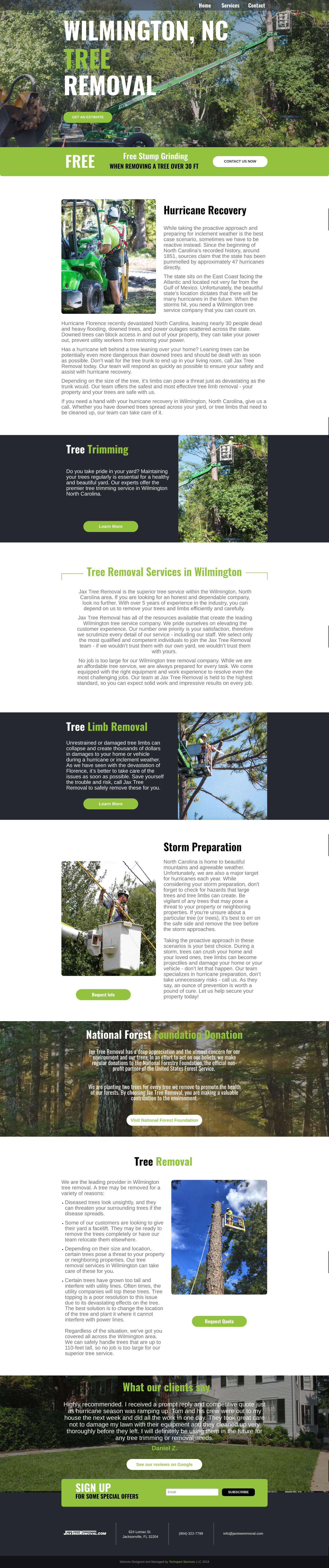 Wilmington Tree Removal _ JaxTreeRemoval