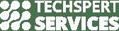 Techspert Services Logo_White v2