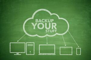 cloud backup techspert services