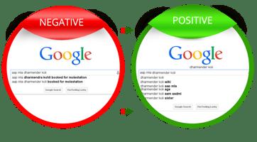 google reputation techspert services